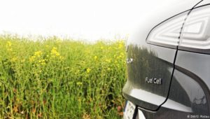 Fahren mit Wasserstoff – in Deutschland