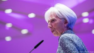 Lagarde ruft zum Dialog im Handelsstreit auf