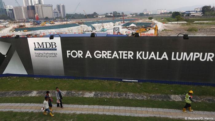 1MDB-Skandal: Offenbar auch Deutsche Bank im Visier