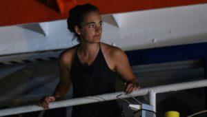 Paris: Carola Rackete soll Pariser Medaille erhalten