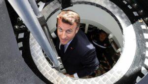 Weltraum-Armee: Auch Emmanuel Macron will ein Raumfahrtkommando