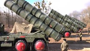 Nato warnt Ankara: Russische Raketenabwehr in Türkei angekommen